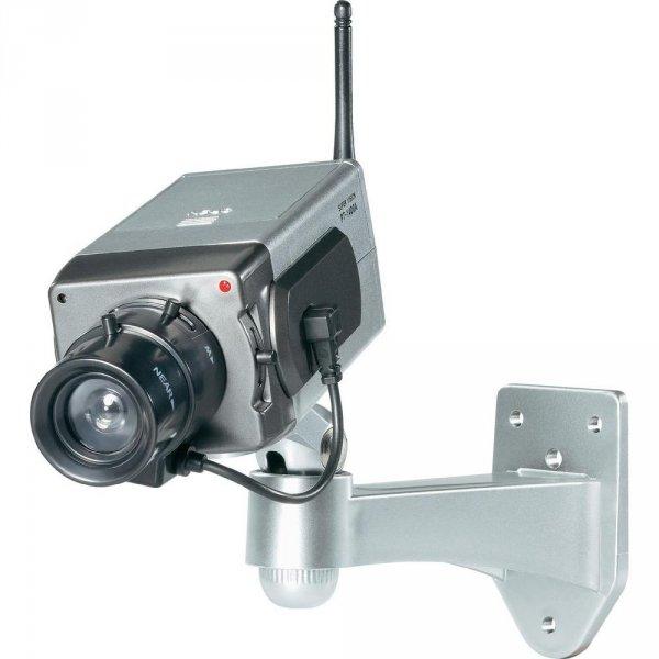 Bis 24:00 Uhr: WLAN Dummy-Kamera mit Motor