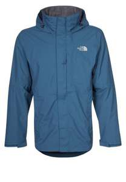 The North Face UPLAND Outdoorjacke in prussian blue für 69,95€ bei Zalando