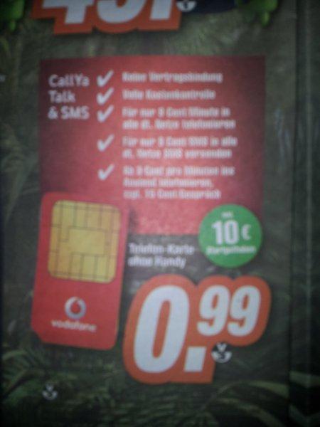 (Lokal) expert - 10 € callya karte für 0,99 €