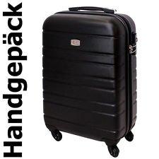 Handgepäck Trolley Hardschalen Koffer div. Farben für Ryanair & Co