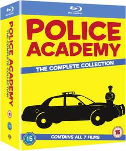 [Zavvi.com] Police Academy 1-7 - The Complete Collection [Blu-ray] inkl.Vsk für ca. 24 €