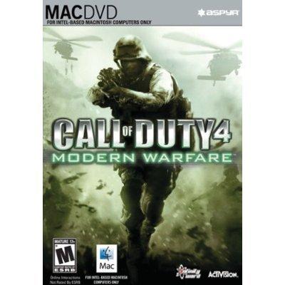 Call of Duty 4: Modern Warfare (Mac Steam Code ) 5,97€ statt 13,95 € @Amazon