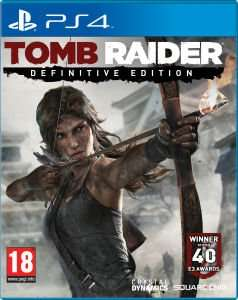 Tomb Raider: Definitive Edition Digipak (PS4/Xbone)