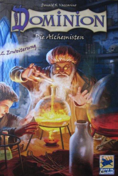 [Offline: @ Müller] Dominion: Die Alchemisten 2. Erweiterung mit 50% Ersparnis
