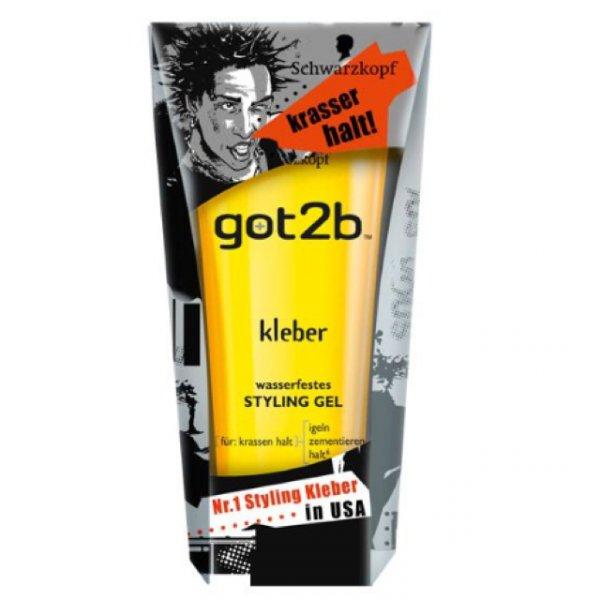 [Lidl Bundesweit offline] got2be Styling gel: Kleber