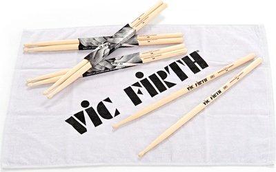 Drummer Deal: Vic Firth Value Pack wieder da!! (5a/5b/7a) 4 paar Trommel-Sticks zum Preis von 3