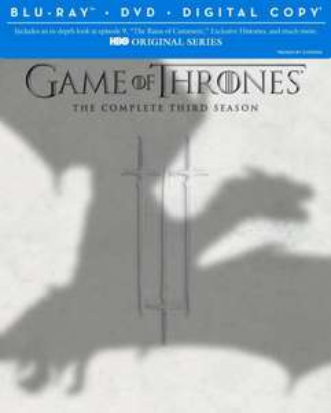 Game Of Thrones: The Complete Third Season (BluRay/DVD + Digital) bei Amazon.com für ~34€ vorbestellen