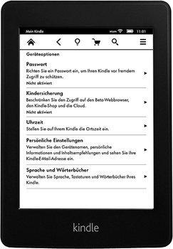 Kindle Paperwhite WiFi für 99€ @Amazon