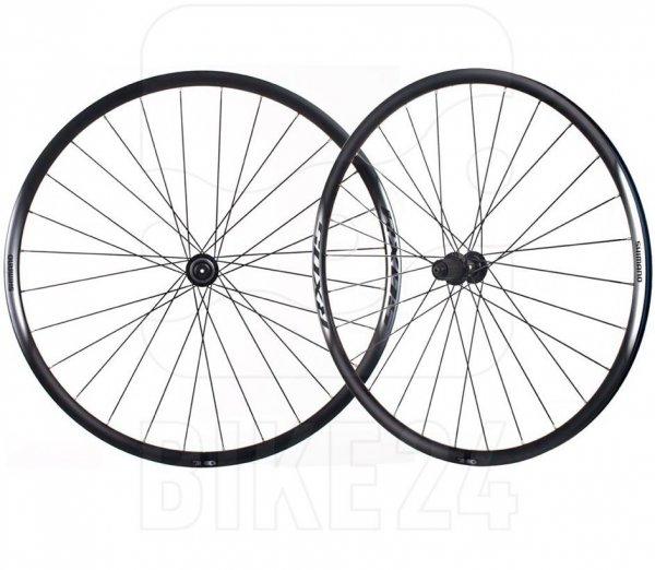 """Shimano WH-RX05 28"""" Rennrad Laufradsatz weiß/schwarz - Preisfehler?"""