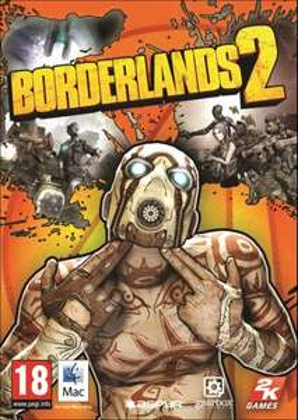 Borderlands 2 [Steam] für 4,50 €