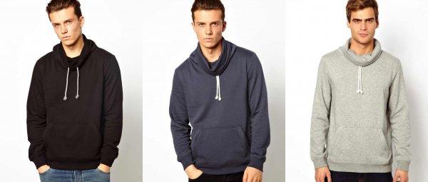 Esprit™ - Herren Pullover (Black,Grey,Blue) für €16,89 [@Asos.de]