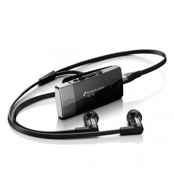 "Sony™ - Smart Wireless In-Ear Headset ""MW1"" (Bluetooth 3.0, UKW-Radio, MP3-Player, microSD-Slot) [B-Ware] ab €37,03 [@Sony.de]"