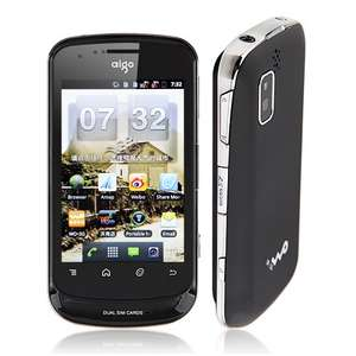 aigo D1 Smartphone 3G GPS MSM7227 1.0GHz (aus China)