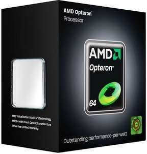 AMD Opteron 6136 - 2.4GHz Box - 389,48 EUR @sona