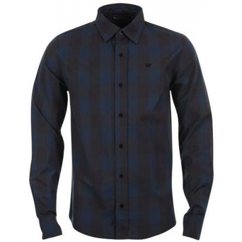 Boxfresh Men's Casale Shirt - Petrol