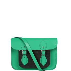 [Mybag] Cambridge Satchel Company Exclusive to Mybag 11 Inch Leather Satchel w/Multi Straps für 75,95€ mit Code