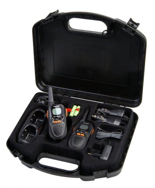 [Amazon] Blitzdeal: Audioline Power PMR 55 Sport Funkgeräte mit große Reichweite für 48,99€