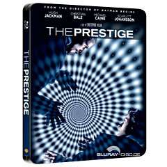 The Prestige Steelbook [Blu-ray] [zavvi.com] € 11.25