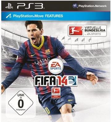 Amazon Warehousedeals - FIFA 14 - PS 3-  Zustand gut ab 30,28 €