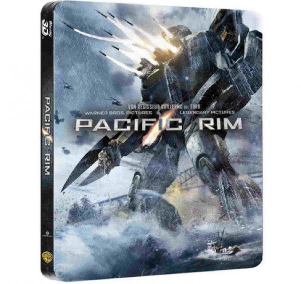 Pacific Rim 3D Steelbook für 23,97€ und weitere
