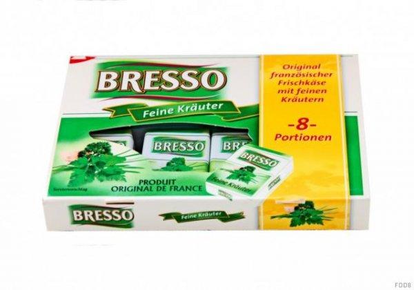 [LIDL] Bresso Frischkäse mit 8 Portionen (120g)