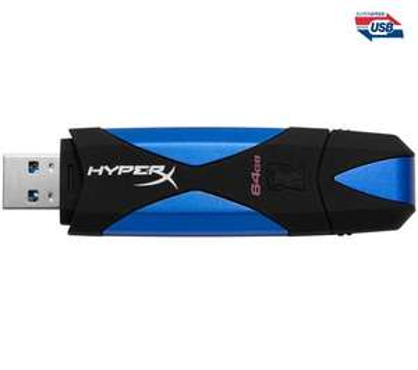 Kingston DataTraveler HyperX 3.0 256GB Stick für 189€ VSK-frei -3,5% qipu @ Pixmania Blitzverkauf