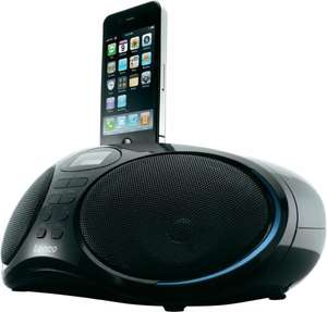 [Media Markt ONLINE & LOKAL] LENCO IPD5250 iPod/iPhone-Dockingstation