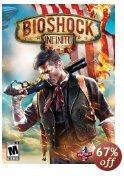 [Steam] Bioshock Infinite $4.99/3,65€ mit Coupon, ohne $9.99/7,30€