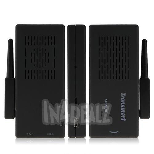 Tronsmart MK908II RK3188 Cortex-A9 Quad Core 1.6GHz Google Android 4.2 Mini TV BOX 2G/8G BT External Wifi Antenna
