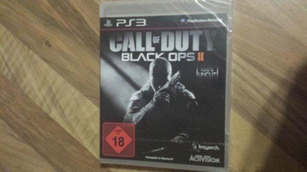 Call of Duty: Black Ops 2 für PS3 German 100% Uncut 29.99€ ink. VSk