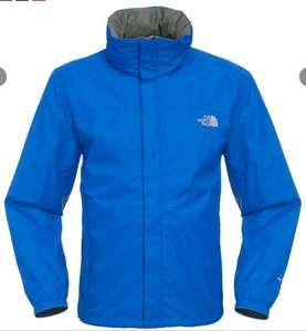 The North Face Resolve Jacket Männer in blau - einfache Regen-/Windjacke für rd. 52 Euro