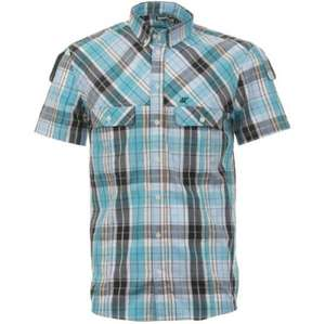 Boxfresh Men's Camorra Checked Shirt - Hemd für ca. 10,13€ - S bis XL
