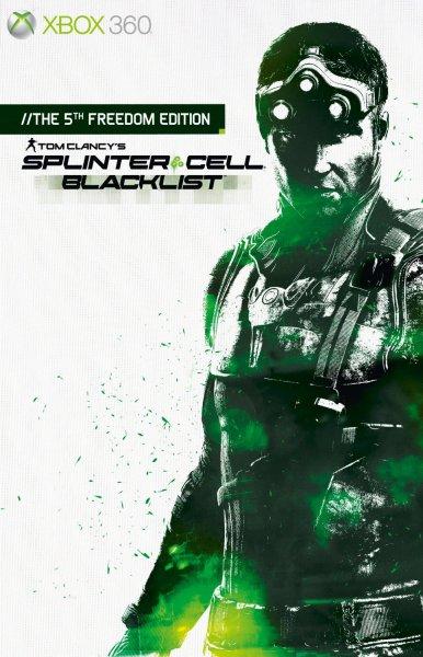 [XBOX 360]Splinter Cell: Blacklist 5th Freedom Edition