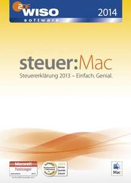 [Müller] WISO Steuer MAC 2014