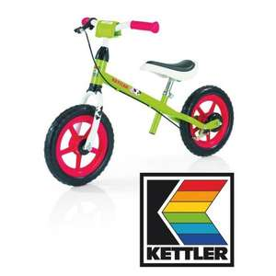 [moemax.de] Kettler Laufrad Speedy Emma- mit Bremse