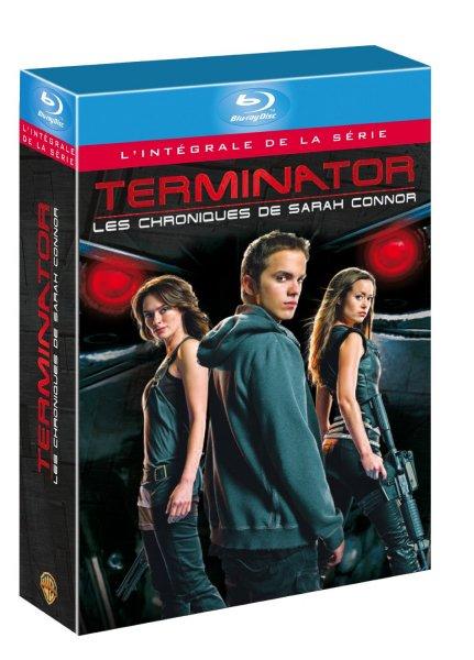 Terminator Staffel 1+2 [TV Serie_Blu-ray Box] für 23,30€ @Amazon.fr