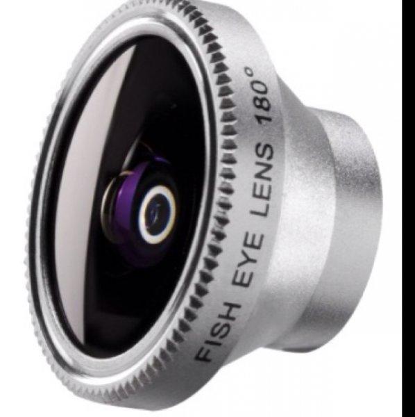 Walimex Fisheye-Objektiv für iPhone/andere Smartphones (7,19€ inkl. VK, statt 20€++)