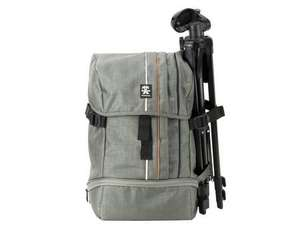 [Meinpaket.de] Crumpler Jackpack Half Photo System Backpack - Fotorucksack - Grau / Orange u. Petrol / Green Yellow für 55,93 € inkl. Vsk