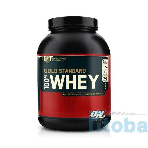 Optimum Nutrition 100% Whey Gold Standard 2270g für nur 40,45€ 17,82€/1kg