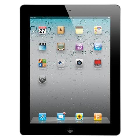 Apple iPad 2 16GB WiFi schwarz