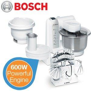 Bosch Küchenmaschine MUM 4835 für 119€ @iBOOD