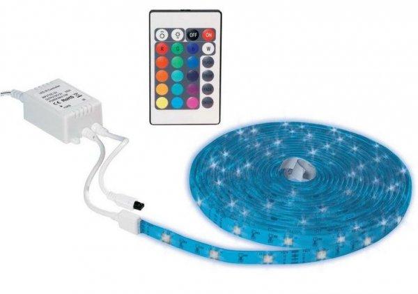 SMD5050 LED-Streifen (IP54 zertifiziert!) RGB 30 LED Multi-Color BR50RGB30 für € 33 mit € 16,90 Ersparnis!