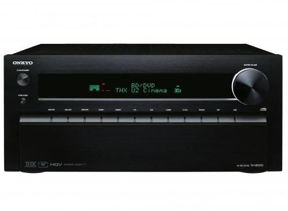 @ebay Onkyo TX-NR 1010 schwarz und silber für 999,- - AV-Receiver (7.2 Kanäle, THX Ultra2 Plus, ISV, HQV, 4K, 200 W/Kanal)