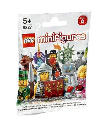 [Lokal] Marktkauf Stuhr-Brinkum: Lego Miniatures Series 6 für 1,25 pro Stück
