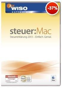 WISO Steuer 2014 für den MAC (für das Jahr 2013)