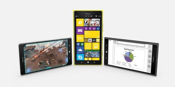 Nokia Lumia 1520 mit VF MoWoTel Easy bei Sparhandy für 457,80 Euro