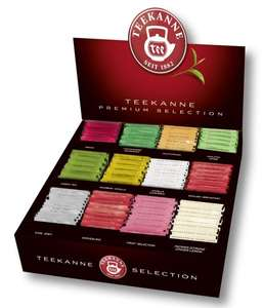 [Amazon Sparabo] Teekanne Premium Selection Box -  180 Teebeutel - 12 Sorten