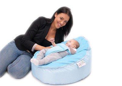 Baby Sitzsack - Alternative zu Doomoo