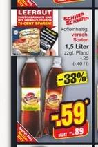 1,5l Schwipp Schwapp 0,59€ @ Netto! 30.01-01.02.
