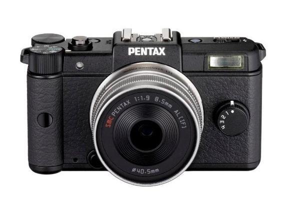 Pentax Q Kit 8,5 mm für 209,57€ @Amazon.es